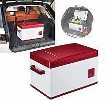 SHKUU Nevera-congelador portátil para Coche con