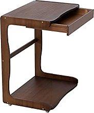 Side table-Q Mesa De Extremo En Forma De C, Mesa