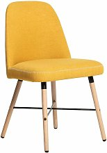 Silla Canary Pack 2Uds Amarillo