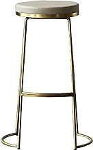 Silla de bar moderna y minimalista para el hogar