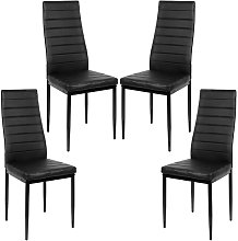 ®Silla de comedor, silla de comedor horizontal,