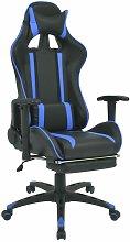 Silla de escritorio Racing reclinable con