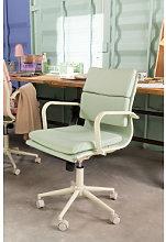 Silla de Oficina con Ruedas Fhöt Colors Celadón