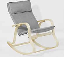 ® Silla de relax, mecedora , sillón de relax,