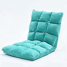 Silla de sofá de piso, silla plegable para juegos