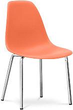 Silla Dorwick - Mate Naranja
