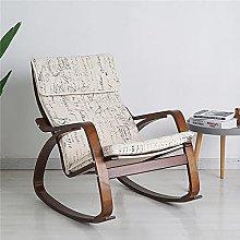 Silla Mecedora contemporánea Silla de Swing de