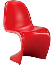 Silla Panton Style - Rojo