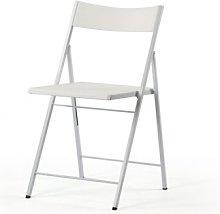 Silla Plegable Ara Blanca - Plm Design