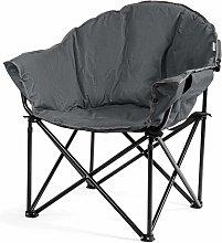 Silla Plegable de Camping Silla Tapizada 82x62x90