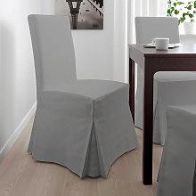 Silla tapizada con forro de madera estilo