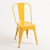 Silla Torix - Amarillo