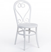 Silla Uore Vintage Blanco Sklum