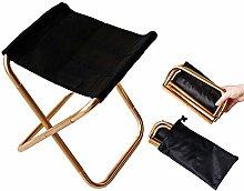 Sillas de Camping Plegables, Taburete Plegable Al