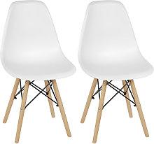 Sillas de comedor 2 juegos de sillas de oficina
