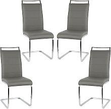 ® Sillas de comedor 4 unidades - asientos de