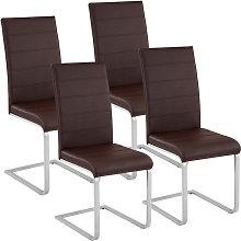 Sillas de comedor Bettina 4 unidades - sillas para