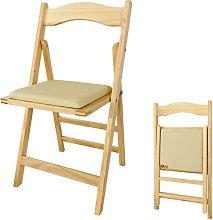 Sillla plegable, silla, sillla de madera, silla de