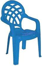 Sillon Infantil Azul Turquesa
