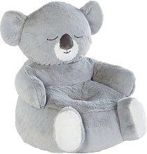 Sillón koala gris