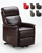 Sillón Relax con sistema reclinable elevador de