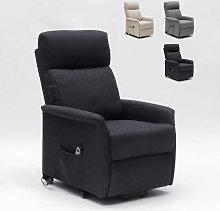 Sillón relax reclinable eléctrico Sistema de