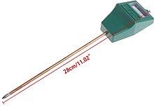 siwetg Detector de humedad del suelo, medidor de