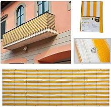 SJZJ Privacidad De Balcón Pantallas Protectoras,