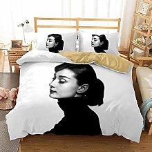 SK-PBB Diosa de Audrey Hepburn, impresión 3D,