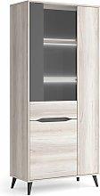 Skraut Home - Vitrina 3 puertas, Iluminación LED