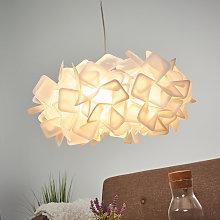 Slamp Clizia - lámpara colgante de diseño, blanco