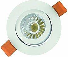 SLID Concept 0601 - Foco empotrable, aluminio,