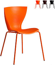 Slide Gloria sillas de diseño moderno para cocina