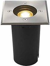 SLV SOLASTO 120 - Foco empotrable para suelo (6 W,