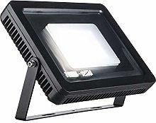 SLV spoodi 31Outdoor Foco, aluminio, color negro