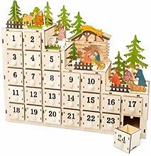 small foot company 11392 Calendario de Adviento