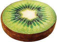 Small Foot - Puf de Fruta de Kiwi, Tejido,