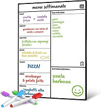 Smart Panda Calendario Magnético para Nevera -