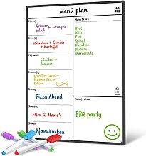SmartPanda Calendario Magnético para Nevera -
