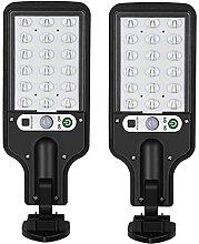 SMEJS 2 piezas de lámpara de carretera LED/COB