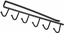 Socobeta Organizador de almacenamiento para rack