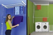 SODIAC-Tendedero para la ropa para colgar al techo
