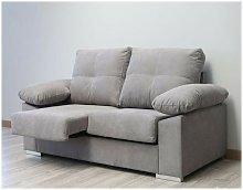 Sofa 3 plazas, estilo Chester, ref-01