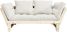 Sofá cama Beat, natural