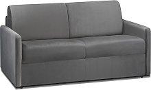 Sofá-cama de 2 plazas con apertura exprés de