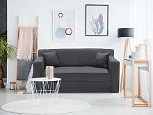 Sofá cama de 2 plazas de espuma aglomerada SERGEI
