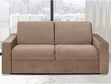 Sofá-cama de 3 plazas con apertura exprés de