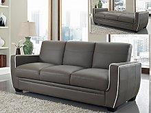 Sofá cama de 3 plazas NATY - Topo