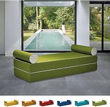Sofá cama doble modular de diseño modular con