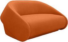 Sofá cama - grande - Roly Naranja